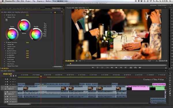 Final Cut Pro,AVID和Premiere,三大剪辑软件优势比较